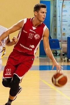 Jacob Johansson capocannoniere della Serie C Silver Campania
