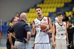 Tabbi saluta il Cus Jonico Taranto
