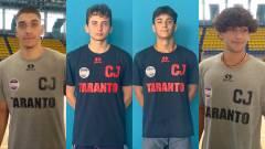 CJ Taranto, ecco altri 4 under in roster: parla coach Mineo
