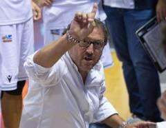 Paolo Regini non è più l'allenatore