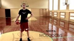 Colpo baltico per il Castanea Basket: dalla C di Termoli arriva il pivot lettone Nikita Molodovs