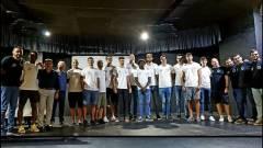 All'Oasi Azzurra presentato il Castanea Basket. Nino Molino nuovo consulente della società