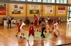Inizio campionato per le giovanili del B.C.Lucca