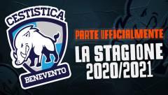 Parte ufficialmente la stagione 2020/2021 della Miwa Energia Cestistica Benevento
