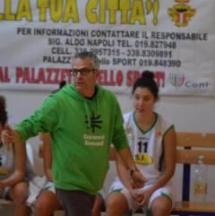 Vito Pollari nuovo head coach della prima squadra