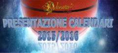 Ecco i calendari dei campionati senior: pronta la nuova stagione 2015/2016