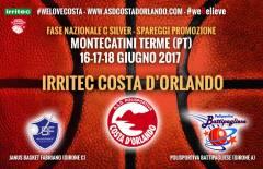 Costa d'Orlando a Montecatini con un solo obiettivo: la Serie B