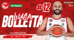 Comunicato rinnovo Luca Bolletta