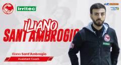 Coach Sant'Ambrogio ancora con la Costa d'Orlando Basket