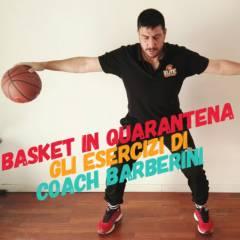 Teniamoci in allenamento con Elite Lab e coach Barberini