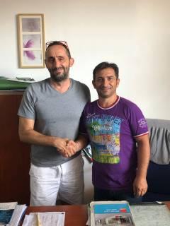 Sarà Giovanni Laterza a guidare la Federiciana Altamura nella seconda stagione in Serie D