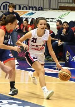 Giorgia Sammartini migliore realizzatrice del girone gold