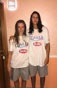 Allianz Geas, Federica Merisio e Sara Ronchi nel roster della prima squadra