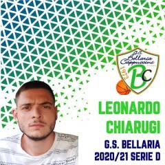 Benvenuto a Leonardo Chiarugi