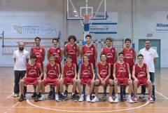 U15 Eccellenza a Roseto degli Abruzzi per i gironi delle Finali Nazionali