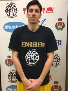 La guardia Lorenzo Brighi è ufficialmente un nuovo giocatore del Gaetano Scirea Bertinoro