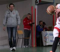Alberto Eracli e Stefano Goracci hanno lasciato la Gea Basketball