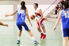 La pivot Chiara Cazzuola torna a indossare la casacca della Gea Basketball Grosseto
