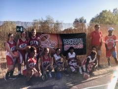 Le ragazze della Gea Basketball si sono esibite a Festambiente