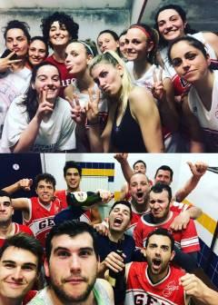 La Gea Basket 2020/21 riparte dalla B femminile e dalla D maschile