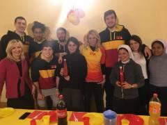La Globo Giulianova in visita all'Istituto Educativo Castorani