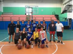 Grandissima sorpresa per le ragazze dell'Alpo Basket Camp