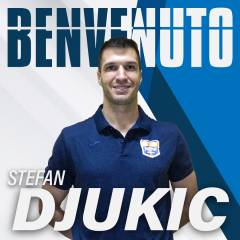Stefan Djukic è un nuovo giocatore dell'Action Now! Monopoli