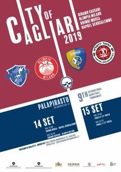 Prende il via domani a Cagliari la nona edizione del City of Cagliari