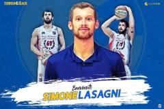 Ecletticità, fisicità e punti in mano: ecco il colpo Simone Lasagni!