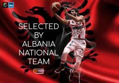 PULLAZI IN NAZIONALE ALBANESE