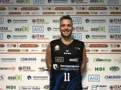 Alex Ranuzzi è un nuovo giocatore della Latina Basket