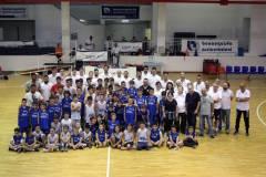 Minibasket, Bellissima festa per la prima edizione del Memorial Adriano Baglieri