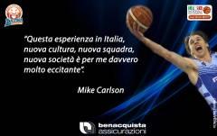 Mike Carlson: