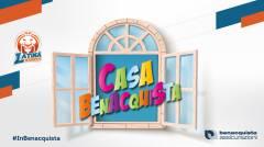 È partito il nuovo format #CasaBenacquista. Vi aspettiamo online su Instagram