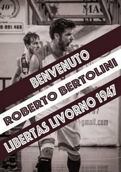 Roberto Bertolini è della Libertas
