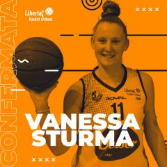 Confermata Vanessa Sturma, la giovane veterana