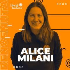 La Delser accoglie l'udinese Alice Milani