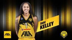 La statunitense Shae Kelley chiude il roster senior del Fila San Martino 2021/22