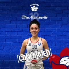 Quinta conferma: anche Elisa Mancinelli resta a Campobasso