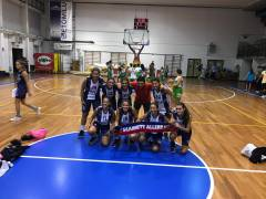La stagione giovanile parte con un trofeo in bacheca per l'under 16