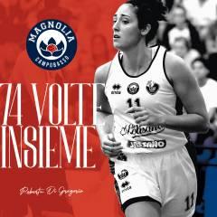 Roberta Di Gregorio e il tributo al Progetto Magnolia
