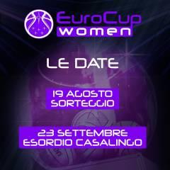 L'Eurocup parte il 23 settembre sotto i riflettori dell'Arena