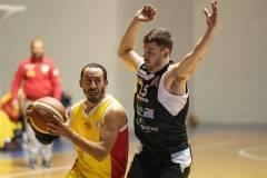 Ivan Stuppia con 47 punti segnati contro Pozzallo stabilisce il record di punti stagionali
