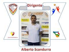 Alberto Scandurra nuovo dirigente addetto al settore giovanile