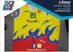 Iniziativa solidale contro il Covid, in asta su Fb le maglie autografate dei giocatori giallorossi