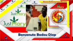 La JustMary Messina firma l'under classe 2000 Badou Diop