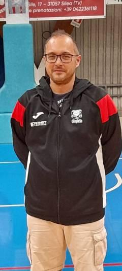 Cambio alla guida tecnica: Christian Carniel nuovo Head Coach, Marco Maso vice