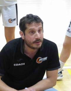 Coach David Fattorini:
