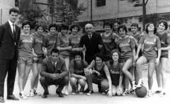 La storia del basket femminile a Siena