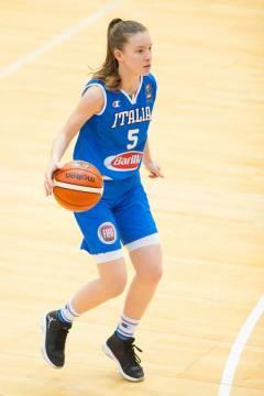 Nota circa il  passaggio dell'atleta Giulia Ianezic alla Libertas School Udine